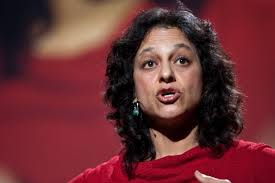 nalini at TED 2009a